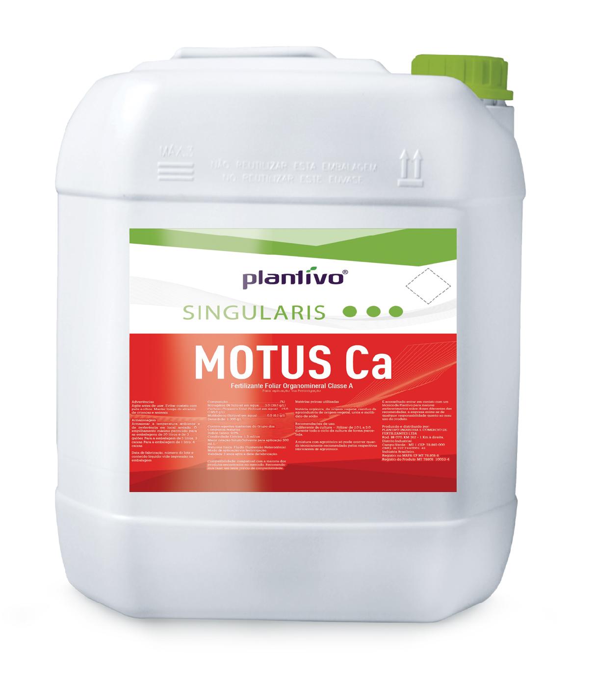 MOTUS Ca
